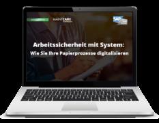 Webinar: Arbeitssicherheit mit System - Wie Sie Ihre Papierprozesse digitalisieren