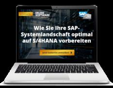 Wie Sie Ihre SAP Systemlandschaft auf S4HANA vorbereiten