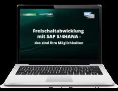 Webinar: Freischaltabwicklung mit S/4HANA