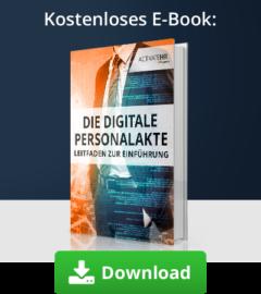 E-Book Digitale Personalakte
