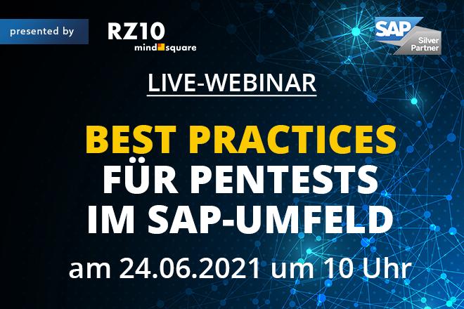 Best Practices für Pentests im SAP-Umfeld