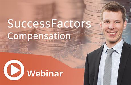 Unser Webinar zum Thema SuccessFactors Compensation