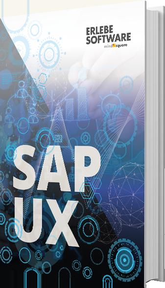 Unser E-Book zur SAP User Experience
