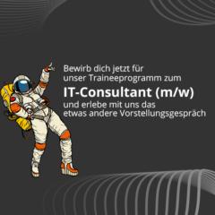 Trainee IT Consultant