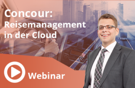 Concour: Reisemanagement in der Cloud